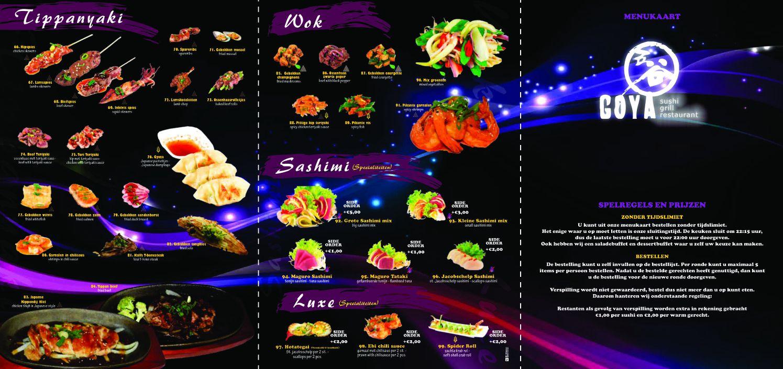 menukaart-voor